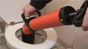 Debouchage pompe manuelle