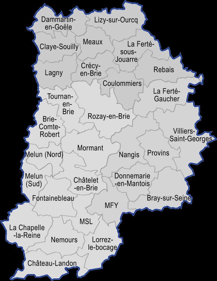 La Seine et Marne