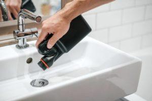 odeur canalisation produit entretien