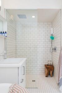 canalisation salle de bain